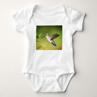 Body Para Bebé Colibrí en vuelo