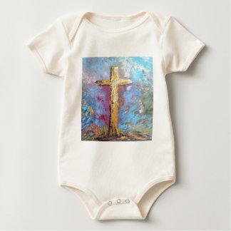 Body Para Bebé Colores de la cruz