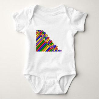 Body Para Bebé colores y lápices