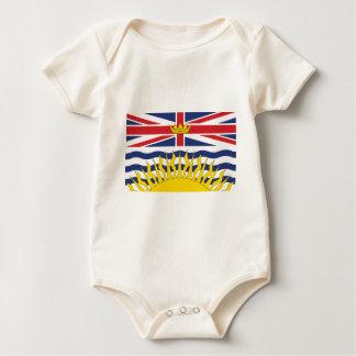 Body Para Bebé Columbia Británica