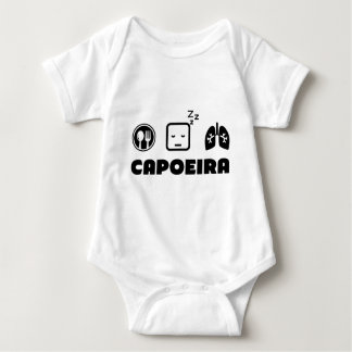 Body Para Bebé Coma el sueño respiran Capoeira