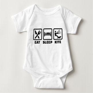 Body Para Bebé Coma la cometa del sueño