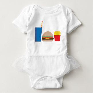 Body Para Bebé comida de alimentos de preparación rápida
