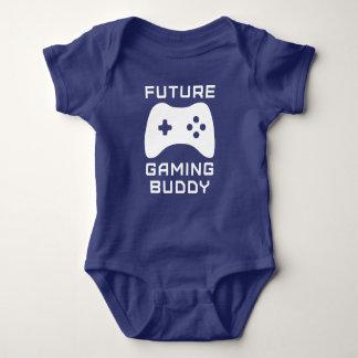 Body Para Bebé Compinche futuro del juego
