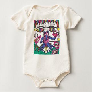 Body Para Bebé ¡Confusión del monopatín!