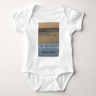 Body Para Bebé contente la playa TLB de la pelusa