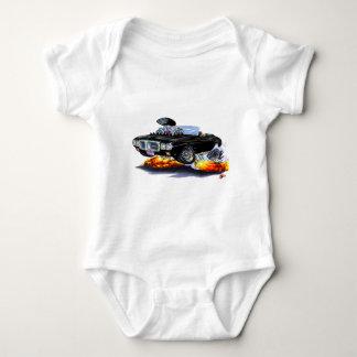 Body Para Bebé Convertible negro 1969 de Firebird