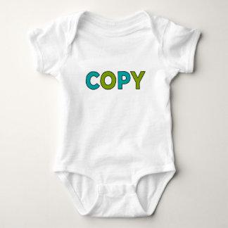 Body Para Bebé COPIA - copia y goma para los gemelos