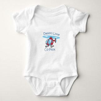 Body Para Bebé Copiloto de Daddys