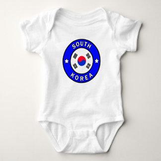 Body Para Bebé Corea del Sur