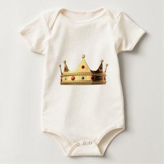 Body Para Bebé Corona del reino