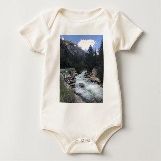 Body Para Bebé Corriente de la montaña rocosa