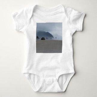 Body Para Bebé Costa de Oregon del punto del abrazo en un día