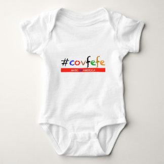 Body Para Bebé #covfefe hecho en América