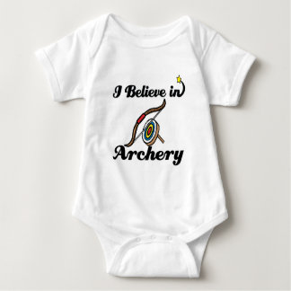 Body Para Bebé creo en tiro al arco