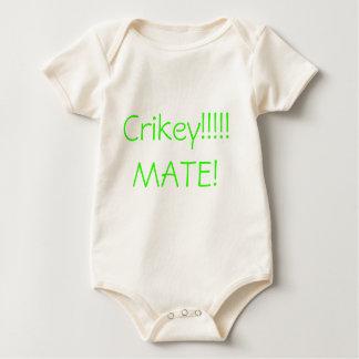 Body Para Bebé ¡Crikey!!!!! ¡COMPAÑERO!
