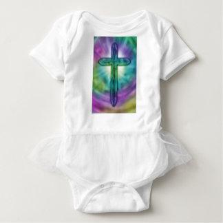 Body Para Bebé Cruz #2