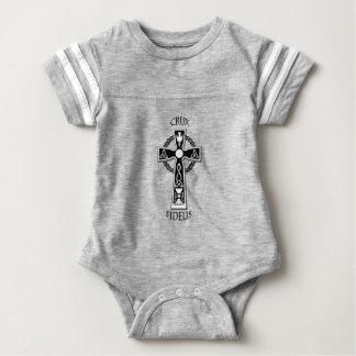 Body Para Bebé Cruz céltica