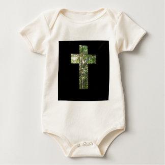 Body Para Bebé Cruz de la ventana