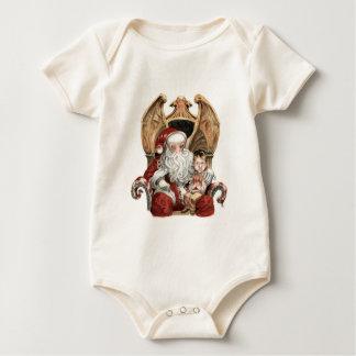 Body Para Bebé Cthuhlu