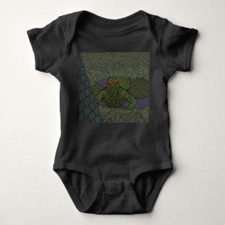Body Para Bebé Cthulhu