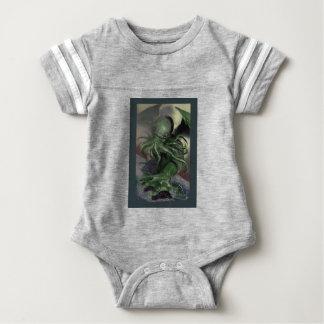Body Para Bebé Cthulhu caballo de fuerza de levantamiento