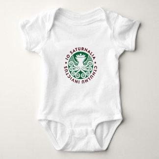 Body Para Bebé Cthulhu declara guerra en navidad