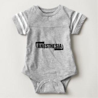 Body Para Bebé Cuchilla del mac de la anestesia
