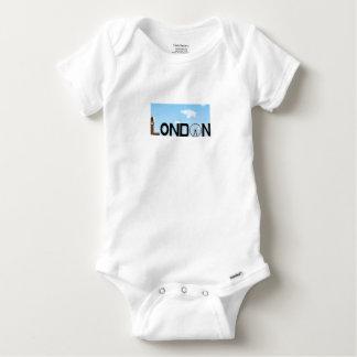 Body Para Bebé D3ia del horizonte de Londres