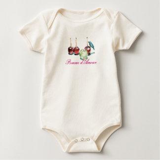 Body Para Bebé d'Amour de Pomme