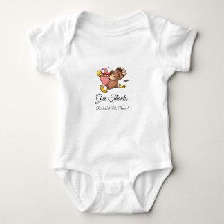 Body Para Bebé Dé las gracias