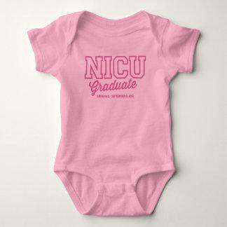 Body Para Bebé De una sola pieza graduado de NICU