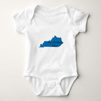 Body Para Bebé ¡Dé vuelta a Kentucky azul! ¡Orgullo Democratic!