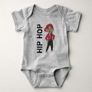 Body Para Bebé Decreto del profesor de la danza del hip-hop del