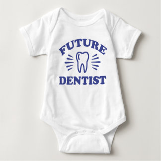 Body Para Bebé Dentista futuro