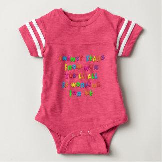 Body Para Bebé Dentro de veinte años