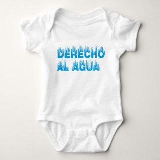 Body Para Bebé Derecho al agua