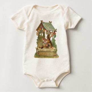 Body Para Bebé Deseándole una Pascua feliz