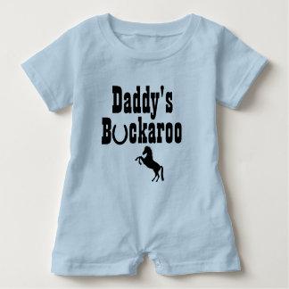 Body Para Bebé Desgaste temático del niño del vaquero del