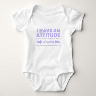 Body Para Bebé Detox AA de la recuperación de la gratitud de la