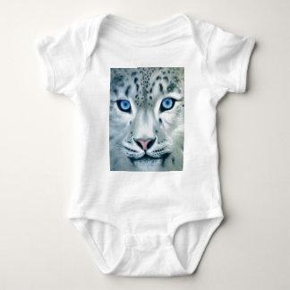 Body Para Bebé Detrás de los ojos azules - onza