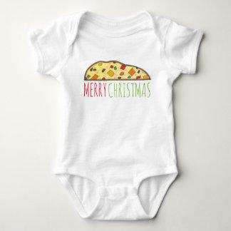Body Para Bebé Día de fiesta italiano Biscotti de la panadería de