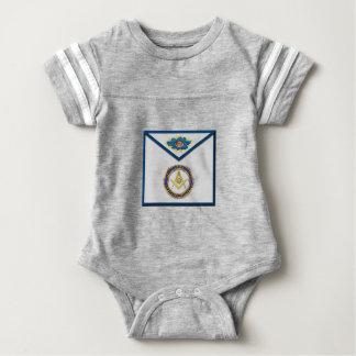 Body Para Bebé diácono mayor seniordeaconMasonic Apronapron