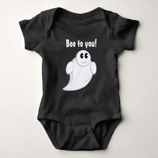 Body Para Bebé Dibujo animado lindo de la diversión de un