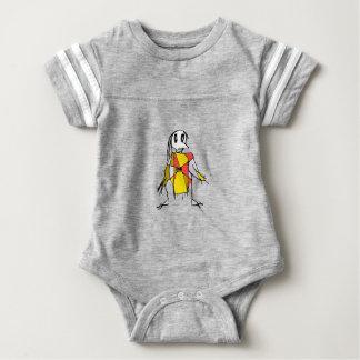 Body Para Bebé Dibujo de los espantapájaros