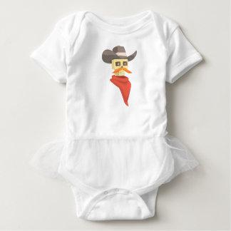 Body Para Bebé Dibujo muerto del Pin de la cabeza y de la