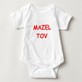 Body Para Bebé dígalo en yiddish