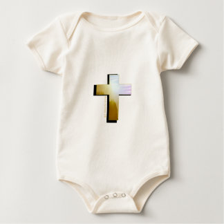 Body Para Bebé Dios ama toda la cruz