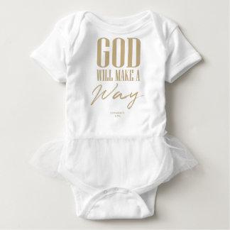 Body Para Bebé Dios hará una manera