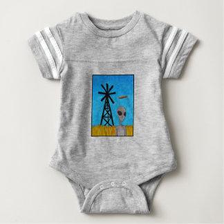 Body Para Bebé Disco del viento